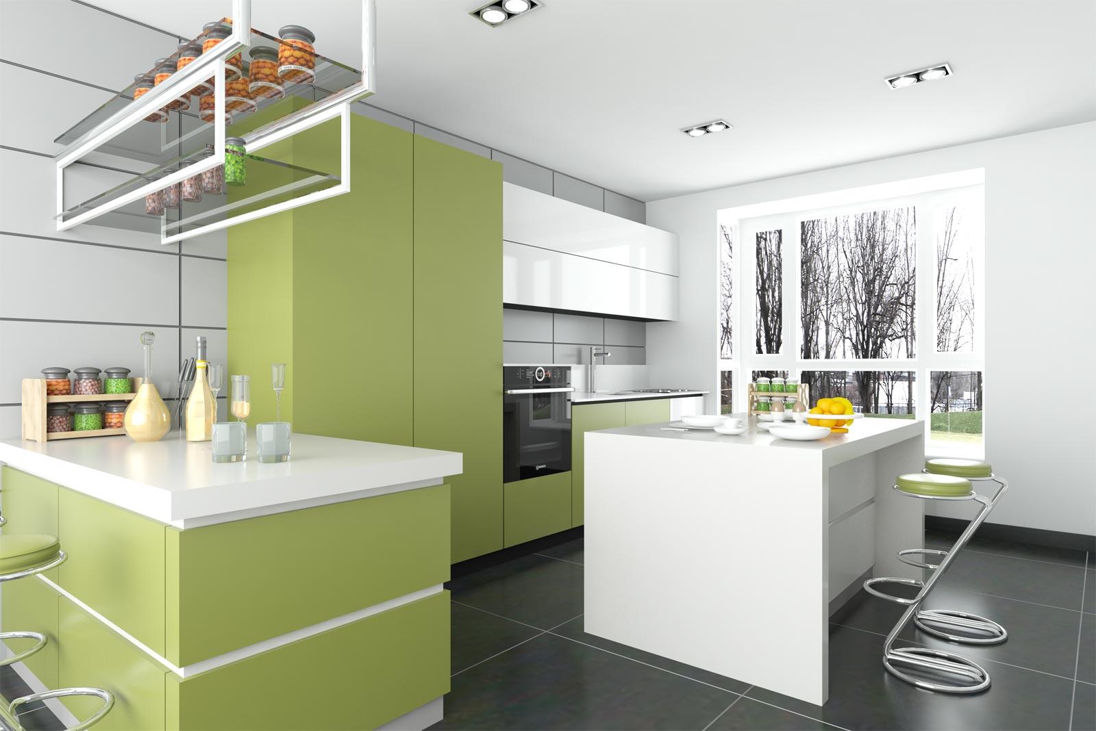 Quante volte avresti voluto cambiare colore alla cucina, ma non hai potuto? Ora puoi! Scopri come!