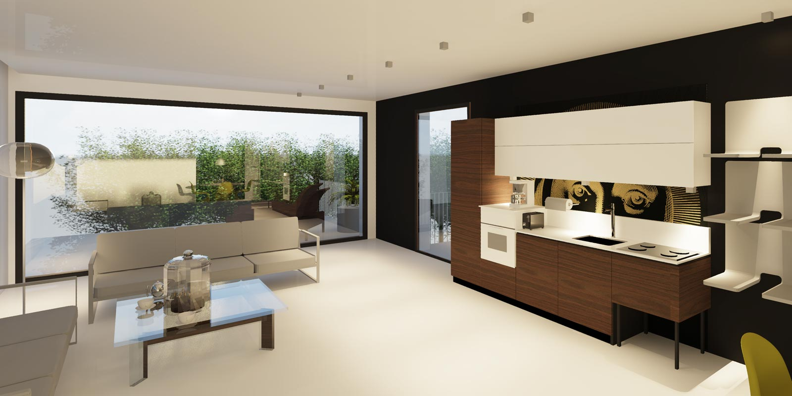Rinnovare la cucina con replace design puoi sostituire le ante cucina - Cambiare colore ante cucina ...