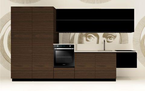 Cucina Replace Design Black Walnut